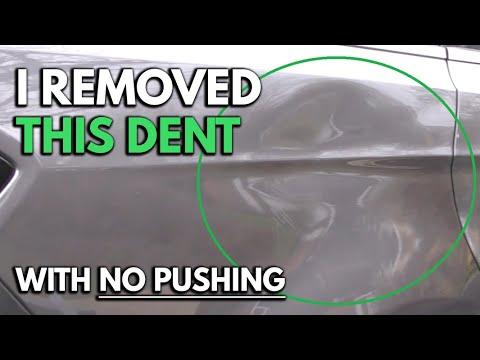 Glue Pull Dent Repair